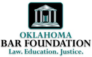oklahoma bar foundation logo
