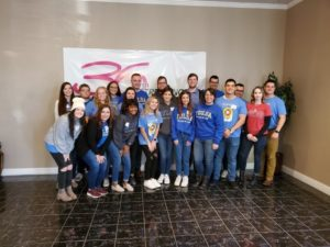 TU Law students at the 2019 Expungement Expo