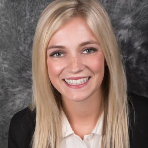 University of Tulsa College of Law student Carly Greenhaw